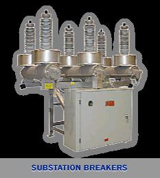 Substation-Breaker