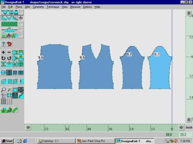 desginaknit-dak-original-pattern-drafting-v-neck-sweater-screen-capture