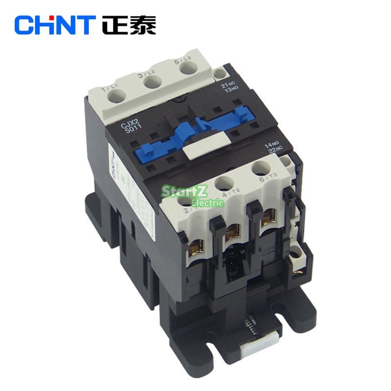 -font-b-CHINT-b-font-CJX2-5011-AC-font-b-Contactor-b-font-Voltage-380V